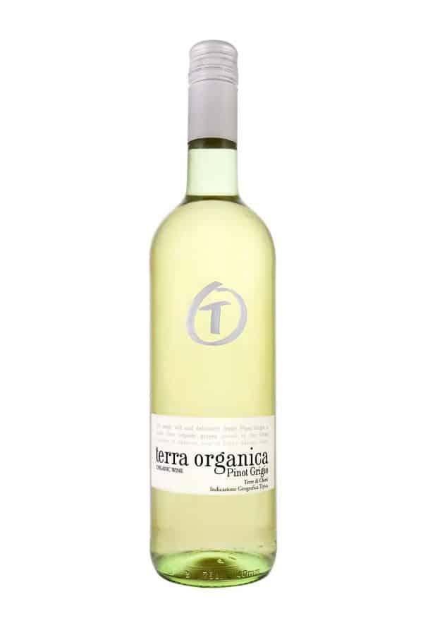 Terra Organica Pinot Grigio bottle